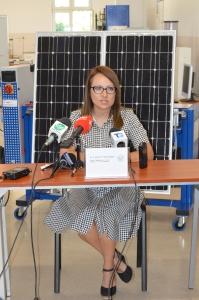 """Rozwój kadr dla sektora usług dla biznesu w Gorzowie Wielkopolskim"""" – projektowanie i prototypowanie samochodów solarnych i elektrycznych w AJP_4"""
