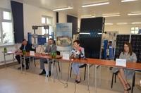 """Rozwój kadr dla sektora usług dla biznesu w Gorzowie Wielkopolskim"""" – projektowanie i prototypowanie samochodów solarnych i elektrycznych w AJP_11"""