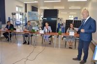 """Rozwój kadr dla sektora usług dla biznesu w Gorzowie Wielkopolskim"""" – projektowanie i prototypowanie samochodów solarnych i elektrycznych w AJP_1"""