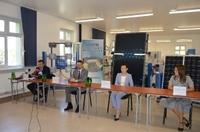 """Rozwój kadr dla sektora usług dla biznesu w Gorzowie Wielkopolskim"""" – projektowanie i prototypowanie samochodów solarnych i elektrycznych w AJP_9"""